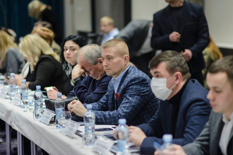 Сергій Панченко в раді директорів КБУ